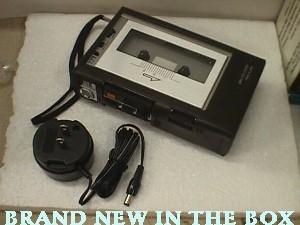 Panasonic Rq 337 Mini Cassette Recorder Jack Berg Sales