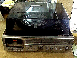 Panasonic Se 2519 Am Fm Stereo Music System With Cassette