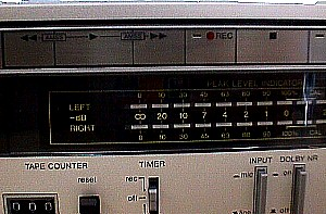 Sanyo Cassette Recording Jack Berg Sales