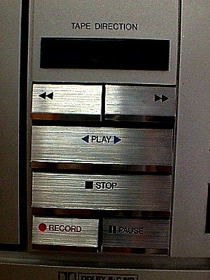 Sanyo Rd R60 Cassette Playback And Recording Deck Jack