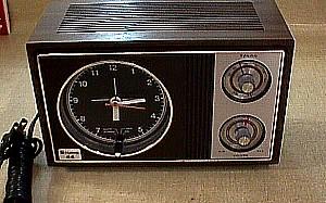 Studio 44 AM Clock Radio -Jack Berg Sales